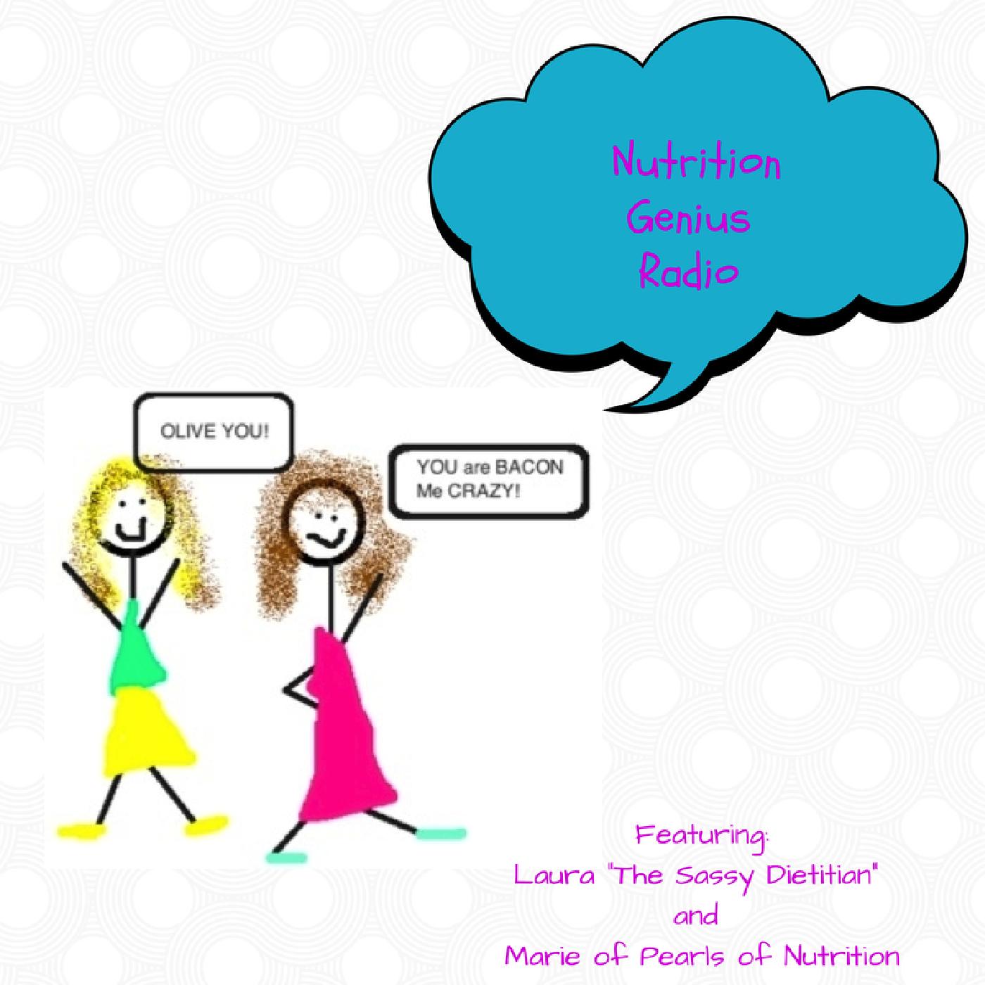 Nutrition Genius Radio Episode 1: #twinning
