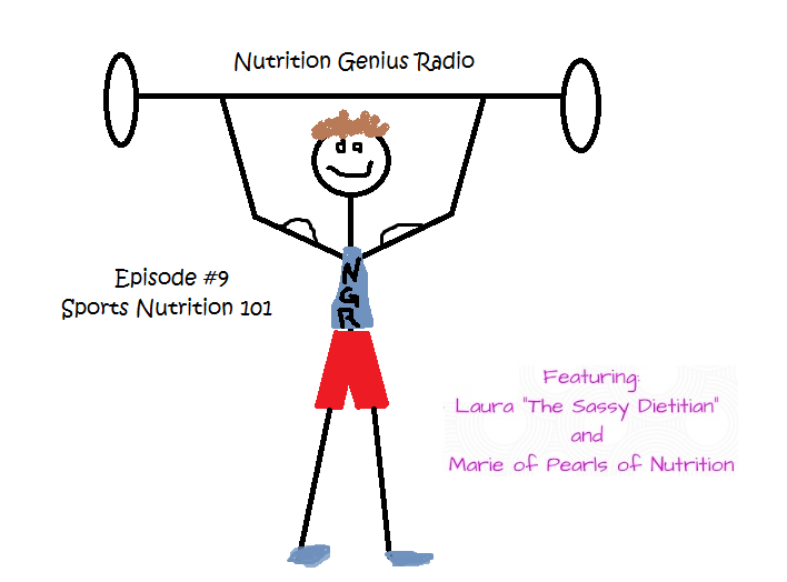 Nutrition Genius Radio Episode 9: Sports Nutrition 101