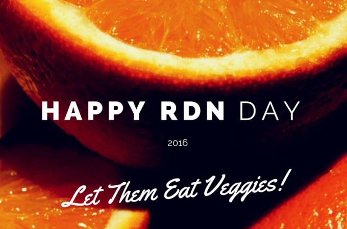 Happy RDN Day 2016