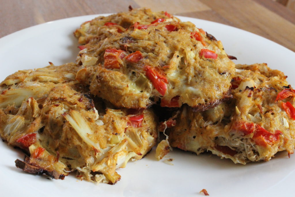Maryland Crab Cakes (Gluten-Free) - The Sassy Dietitian